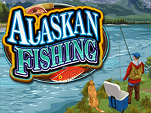 Онлайн-слот Alaskan Fishing с бонусами