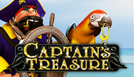 Captain's Treasure слот