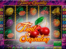 Fruit Sensation играть