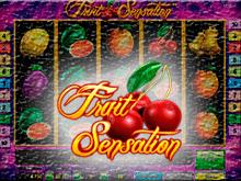 Fruit Sensation играть