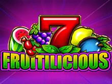 Fruitilicious слот