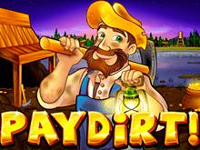 Играйте бесплатно в онлайн-слот Paydirt от Rtg