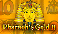 Pharaohs Gold 2 играть