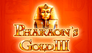 Pharaohs Gold III слот