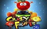 Crazy Fruits игровой автомат
