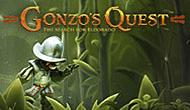 Gonzo's Quest игровой автомат